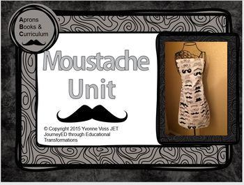 Moustache Unit (Literacy and Math Activities)