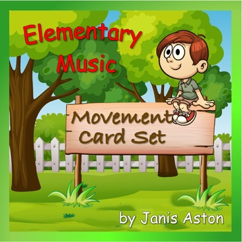 Movement Picture Card Set