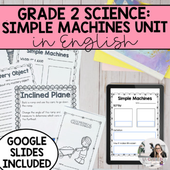 Movement and Simple Machines Unit