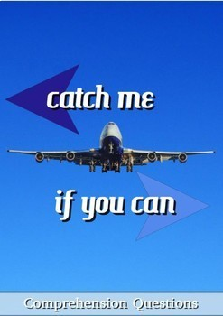 Movie Comprehension Questions - Catch Me If You Can (2002)