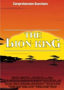 Movie Questions + Extras - Disney's The Lion King (1994) -