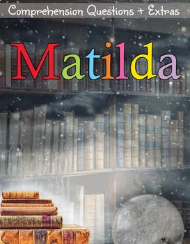 Movie Comprehension Questions - Matilda