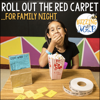 Movie Family Night: Roll Out the Red Carpet for Family Lit