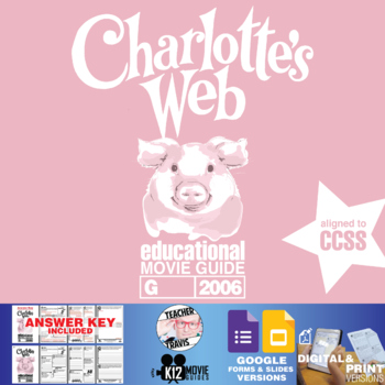 Charlotte's Web Movie Guide (G - 2006)