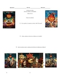 Movie Guide: The Book of Life | El libro de la vida SPANIS