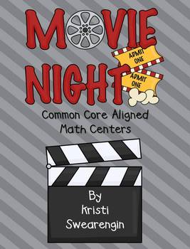 Movie Night! Common Core Aligned Math and ie, igh Literacy