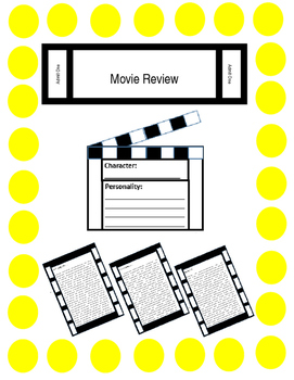 Movie Review - Setting Characters Summary and Review