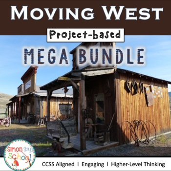 Westward Expansion Project Bundle