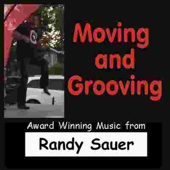 Moving and Grooving CD