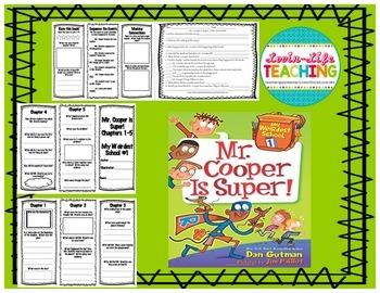 Mr. Cooper is Super!- Brochures and Final Assessment- NO P