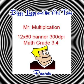 Mr Multiplication