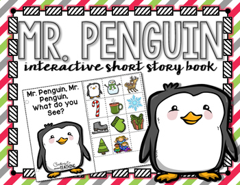 Mr. Penguin Interactive Short Story
