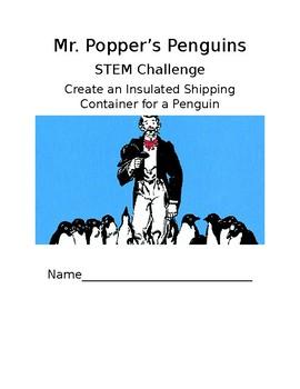 Mr. Popper's Penguins - STEM Activity