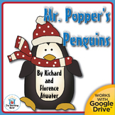 Mr. Popper's Penguins Novel Study CD
