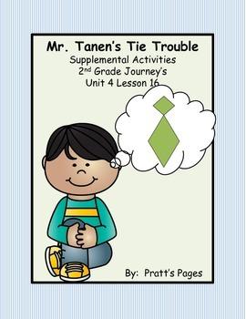 Mr. Tanen's Tie Trouble Supplemental Activities for Journe