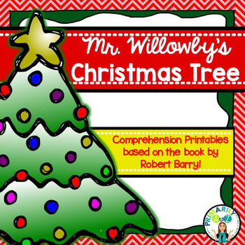 Mr. Willowby's Christmas Tree Activities