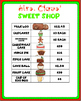 Mrs. Claus' Sweet Shop Christmas Problem Solving with  Mon