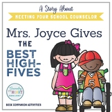 Mrs. Joyce Gives the Best High-Fives: Introducing the Scho