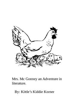 Mrs. Mcgonney an Adventure in Literature.