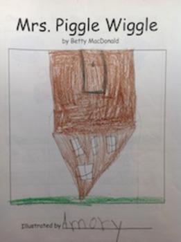 Mrs. Piggle-Wiggle Student Illustrated Books