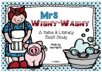 Mrs Wishy Washy Literacy & Numeracy Book Study