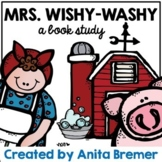 Mrs. Wishy-Washy  {a book study}