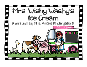 Mrs. Wishy Washy's Ice Cream