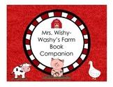 Mrs. Wishy-Washy's Farm Book Companion