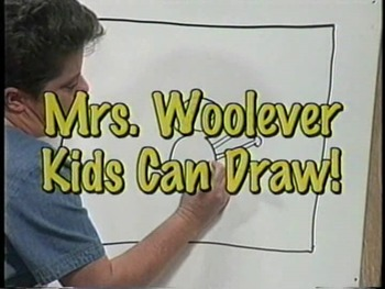 Mrs. Woolever Kids Can Draw 1st Grade Lesson 3