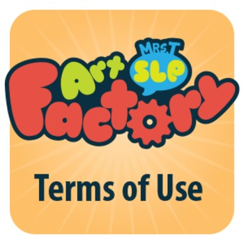 MrsTslp Art Factory Terms of Use