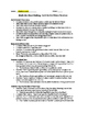 Much Ado About Nothing- Act 2 Guided Notes Handout