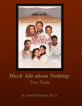Much Ado About Nothing -- Two Tests