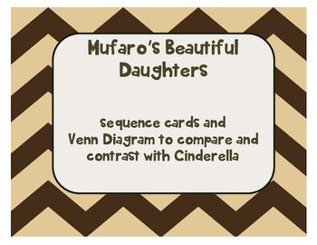 Mufaro's Beautiful Daughters sequence cards and Venn Diagr