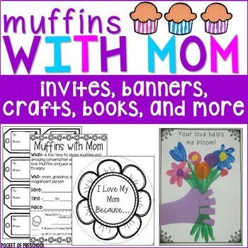 Muffins with Mom A Mother's Day Event and Crafts