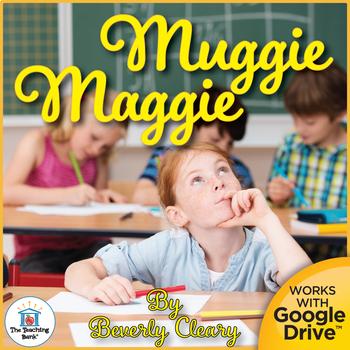 Muggie Maggie Novel Study Book Unit