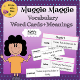 Muggie Maggie Vocabulary WordCards