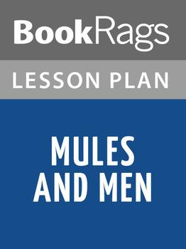 Mules and Men Lesson Plans