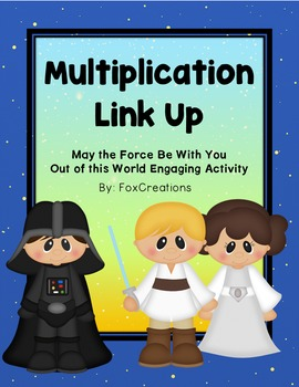 Mulitplication Fluency Link Up ~ Reinforce Essential Conce