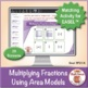 Multi-Match Game Cards 5F: Multiplying Fractions Using Are