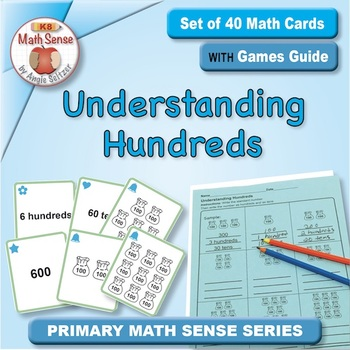 Multi-Match Game Cards 2B: Understanding Hundreds
