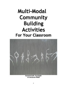 Multi-Modal Community Building Activities