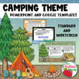 Camping Theme PowerPoint Templates