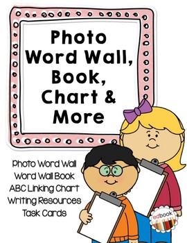 Interactive Word Wall Packet