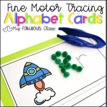 Multi-Sensory Alphabet Cards
