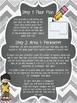 Multi-Skill Review Floor Plan Blueprint Math Project