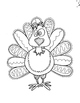 Thanksgiving Multi Step Equations Color Sheet