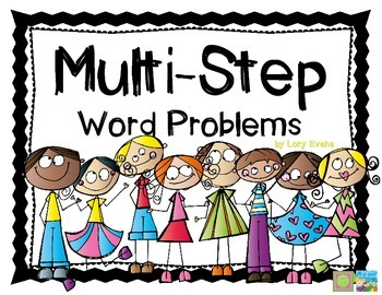 Multi-Step Word Problem Review