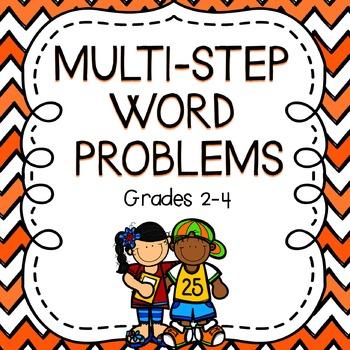 Multi-Step Word Problems
