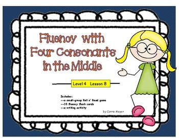 Multi-Syllabic Word Fluency: Compounds & 4 Middle Consonan