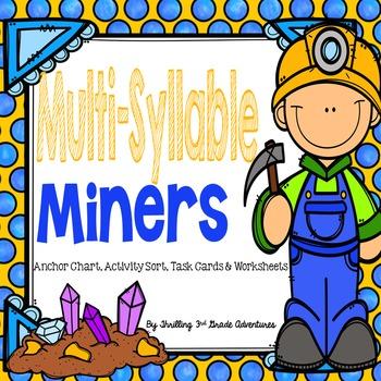 Multi-Syllable Activities